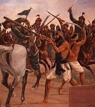 Bhai Bota Singh and Bhai Garja Singh ji